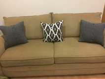 Bassett Sofa in Osan AB, South Korea