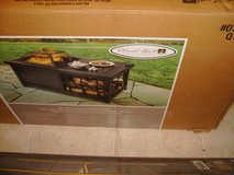 Pleasant Hearth Steel Wood-Burning outdoor Fire Pit NIB in Fort Campbell, Kentucky