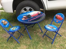 Child table and chairs set in Kingwood, Texas