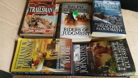 Western Books $1.00 each in Leesville, Louisiana