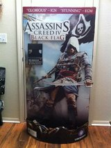 Assassin's Creed Standee, Double Sided in Camp Pendleton, California