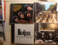 collection of 8 beatles  cd's in Glendale Heights, Illinois