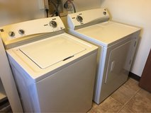 Kenmore washer and dryer in Fort Drum, New York