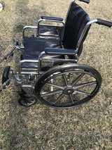 Used Wheel chair in Lockport, Illinois
