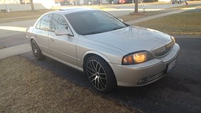 2003 lincoln ls sport package in Glendale Heights, Illinois