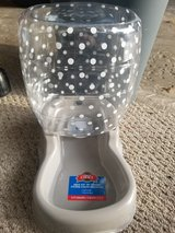 animal water bowl in Glendale Heights, Illinois
