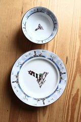 LIGHTHOUSE PLATE AND BOWL SET :) in Beaufort, South Carolina
