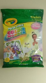 Crayola Color Wonder - The Princess and the Frog in Yorkville, Illinois