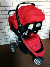 Britax Stroller and Car Seat Travel System in Bolingbrook, Illinois