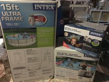 Intex Pool and Saltwater System in Bolingbrook, Illinois