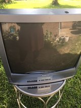 "19"" Sanyo TV color in Kingwood, Texas"
