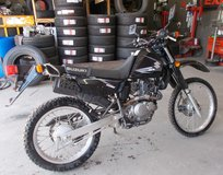 2009 Suzuki DR 200 Enduro On-Off Road in Spring, Texas