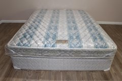 Queen Mattress Set from Sealy Posturepedic- Extra FIRM in Spring, Texas