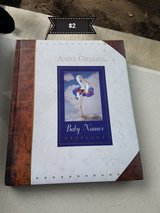 Baby name book in Travis AFB, California