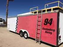 Racing trailer 24f in 29 Palms, California
