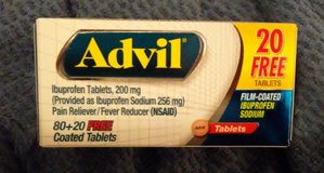 Advil in Baytown, Texas