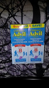 Children's Advil in Baytown, Texas