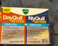 Dayquil Combo pack in Baytown, Texas