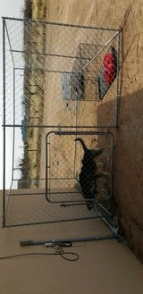Dog cage / cannel in Fort Bliss, Texas