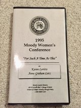 1995 Moody Women's Conference (3 cassette tapes) in Naperville, Illinois