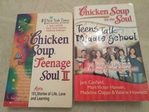 Chicken Soup For The Soul Subj. Teenage and Middle School Stories in Fort Bragg, North Carolina