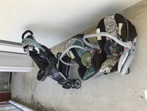 2 Baby car seats plus a stroller in Okinawa, Japan