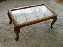 """end table or flower bench - 23"""" x 13"""" x 10"""" in Ramstein, Germany"""
