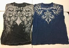 AFFLICTION T-Shirts in Fort Gordon, Georgia