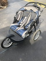 Baby Trend Expedition jogging stroller in Elgin, Illinois
