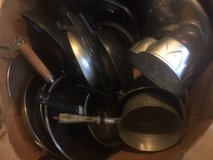 FREE Pots, Lids and Cake pan in Fort Polk, Louisiana