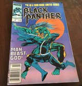 Black Panther Comic Book in Joliet, Illinois
