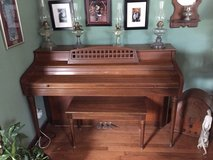Whitney Spinet Piano in Lockport, Illinois