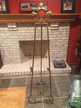 Gorgeous Easel with Red Medallion at Top in Bolingbrook, Illinois