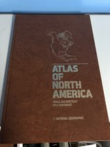 Atlas Of North America 1985 in Fort Knox, Kentucky