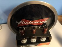 Budweiser Tray and Sauces in Fort Knox, Kentucky