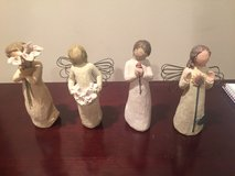 "4 Willow Tree Angels - 6"" Tall in Glendale Heights, Illinois"