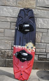 FAZE CWB WAKEBOARD - GOOD CONDITION, LOW USE in Joliet, Illinois