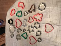Cookie cutters in Fort Drum, New York