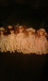 Porcelain Dolls.   small and large in Rolla, Missouri