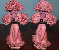 Lynda Corneille Pink Poodle Salt and Pepper in Hopkinsville, Kentucky