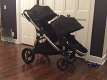 Baby Jogger City Select Double Stroller in Elgin, Illinois