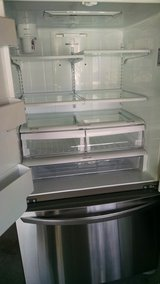 LG French Door Refrigerator in The Woodlands, Texas