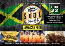 """Sunday Soul Brunch """"Jamaican Food"""" in Ramstein, Germany"""