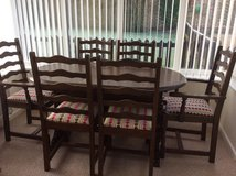 Dining Room Table  And 6 Chairs in Lakenheath, UK