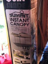 Summit Pop up canopy in Plainfield, Illinois