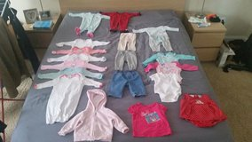 Baby Girls Clothes Lot 6 months in Fort Gordon, Georgia