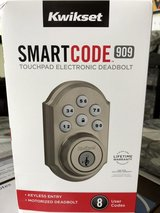 ELECTRONIC DEADBOLT (NEW - Sold as a Set ONLY) in Fort Polk, Louisiana