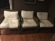 Chairs - 3 in Lockport, Illinois