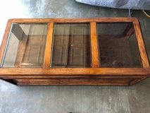 SOLID WOOD COFFEE TABLE in Leesville, Louisiana