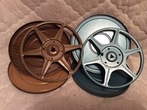 Vintage: 8mm Movie Reels (2) in Macon, Georgia